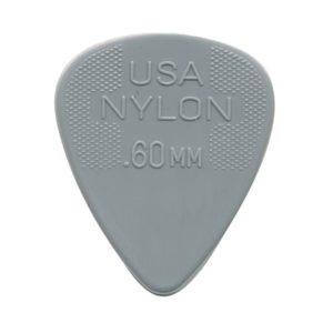 Dunlop Standard Nylon, .60 Pick