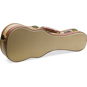 Stagg GCX-UKS GD Tweed, Soprano Ukulele Case