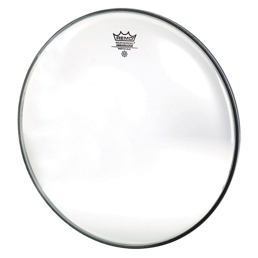 "Remo Ambassador 10"", Clear Drum Head"