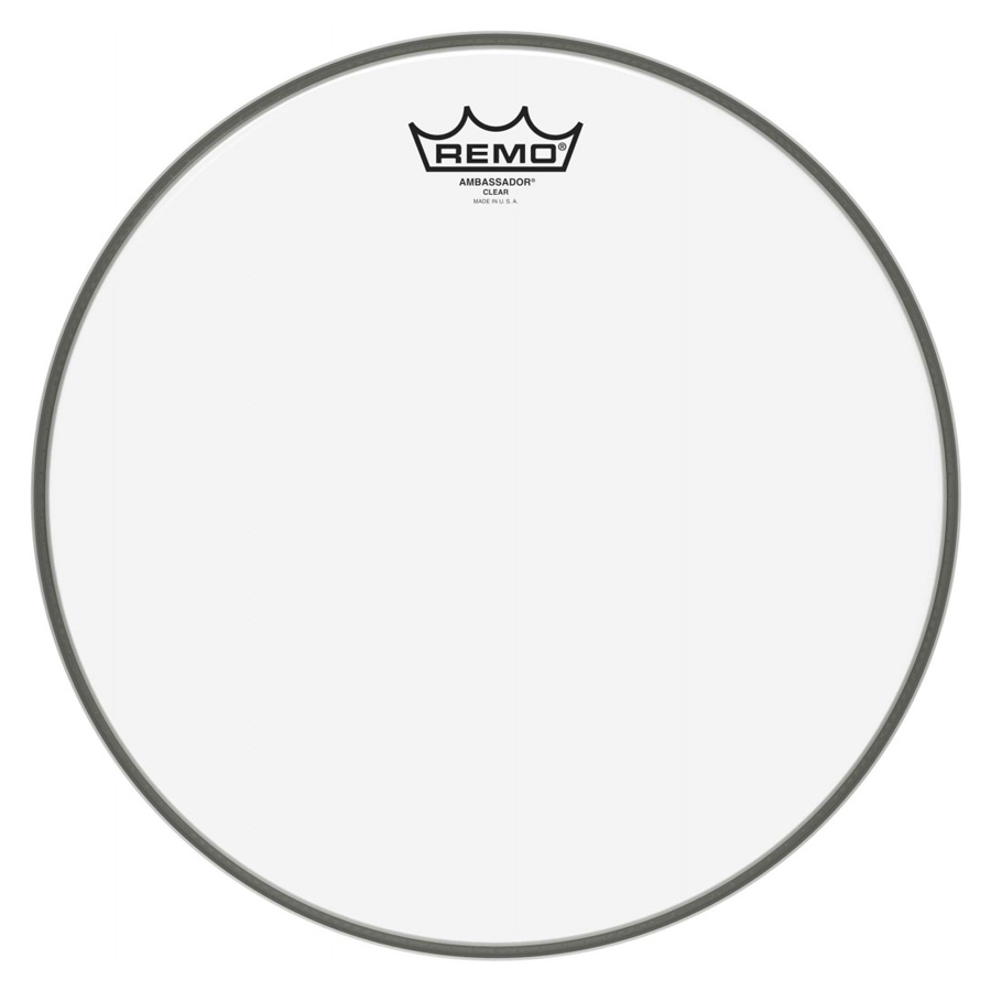 "Remo Ambassador 13"", Clear Drum Head"