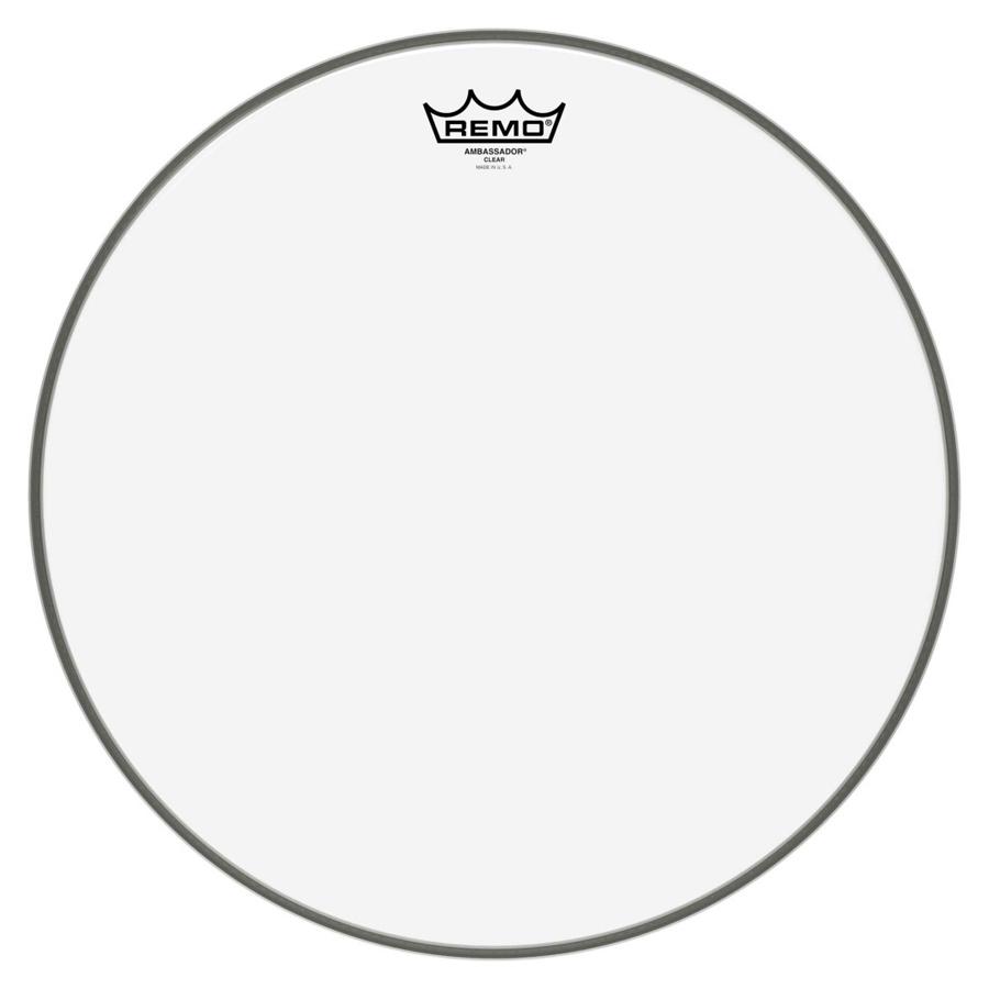 "Remo Ambassador 16"", Clear Drum Head"