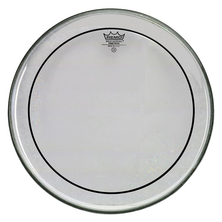 "Remo Pinstripe 10"", Clear Drum Head"