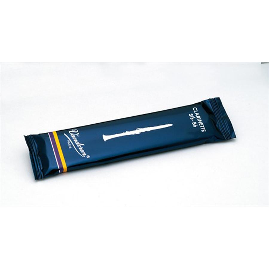 Vandoren CR102 Clarinet, 2 Reed