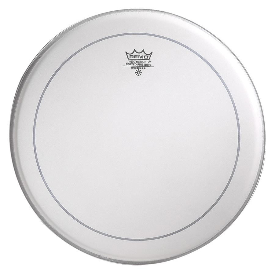 "Remo Pinstripe 16"", Clear Drum Head"