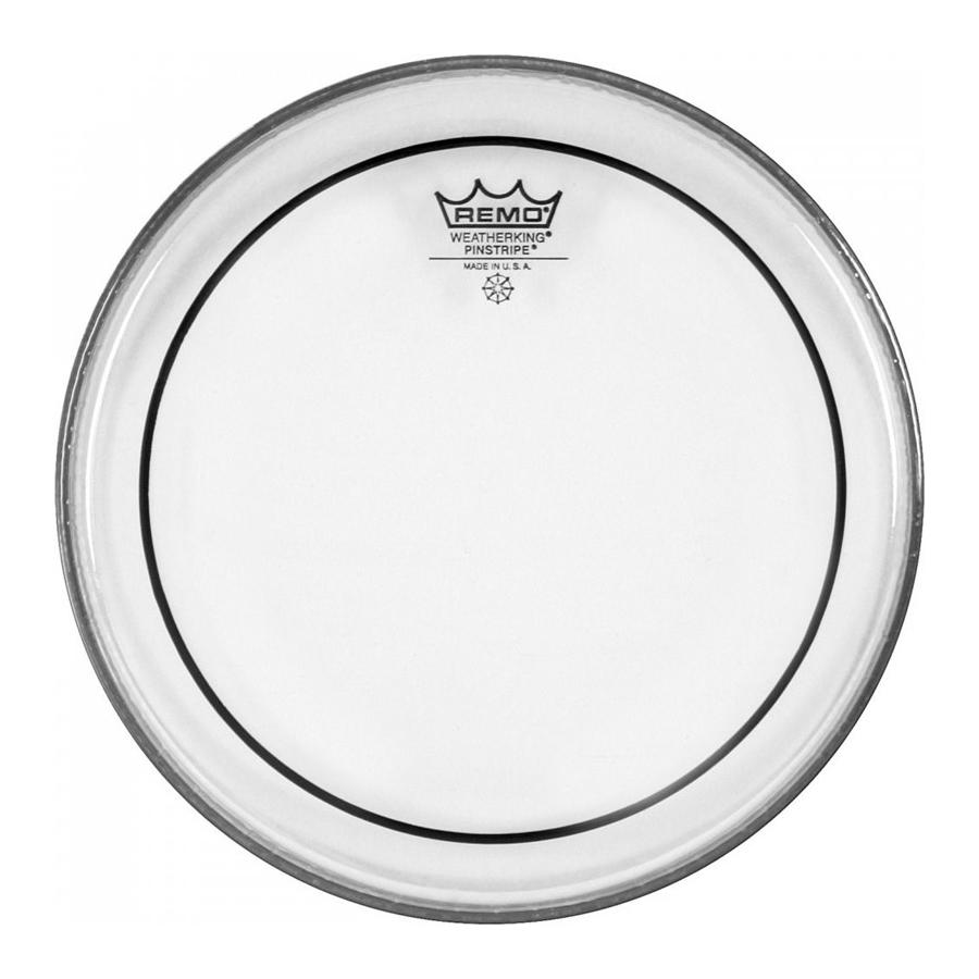 """Remo Pinstripe 22"""", Clear Bass Drum Head"""
