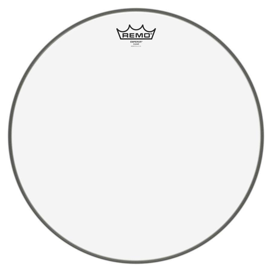 """Remo Emperor 16"""", Clear Drum Head"""