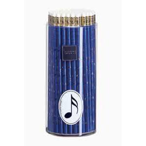 Vienna World  Notes Design, Blue Pencil