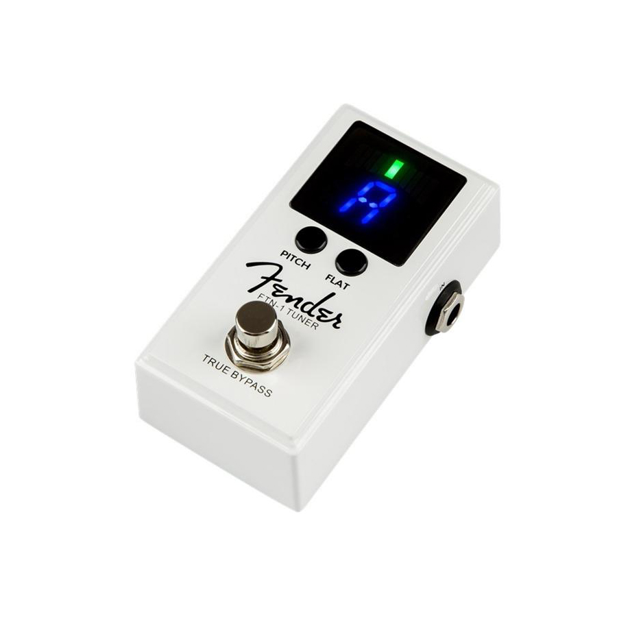 Fender FTN-1 Chromatic Tuner Pedal