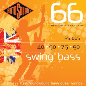 Rotosound  Short Scale, Bass Set Strings
