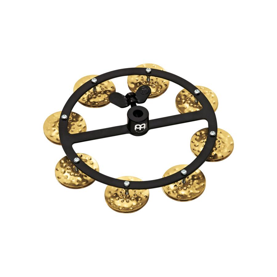 Meinl Hi-Hat Hammered Brass Tambourine