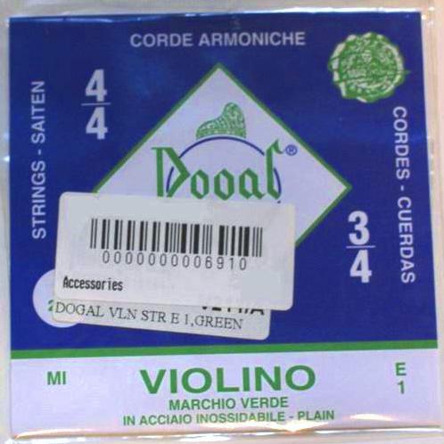 Dogal V211/A 1st E Violin String