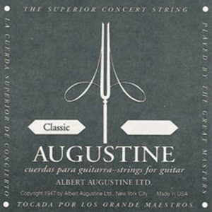 Augustine Black 4th Classical Guitar String