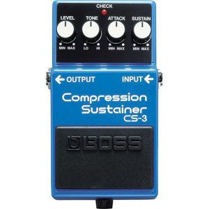 Boss CS-3 Compressor Pedal