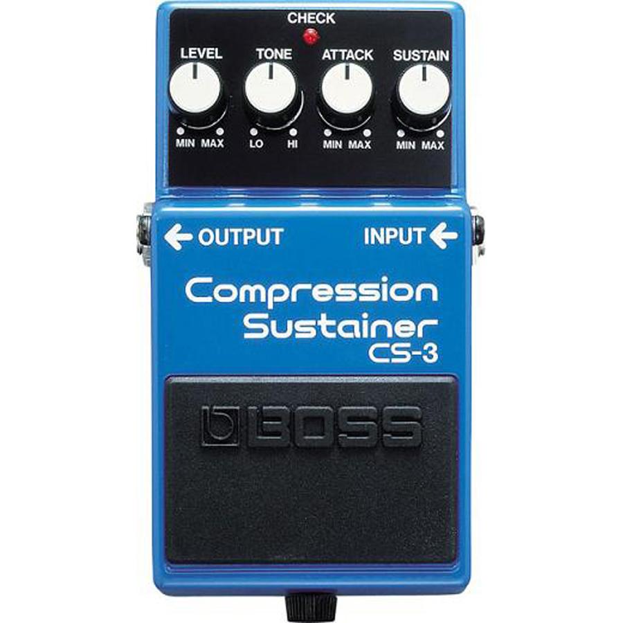 Boss CS-3 Compressor Pedal