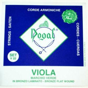 Dogal Viola, 3rd G String