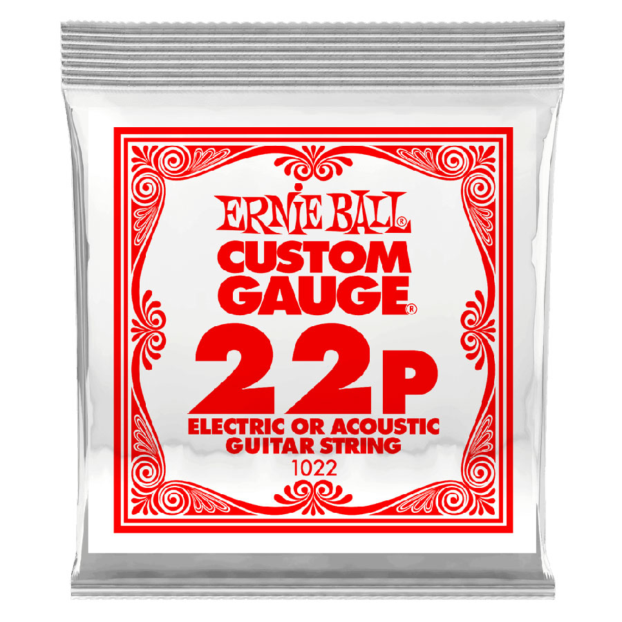Ernie Ball Plain .022 Guitar String