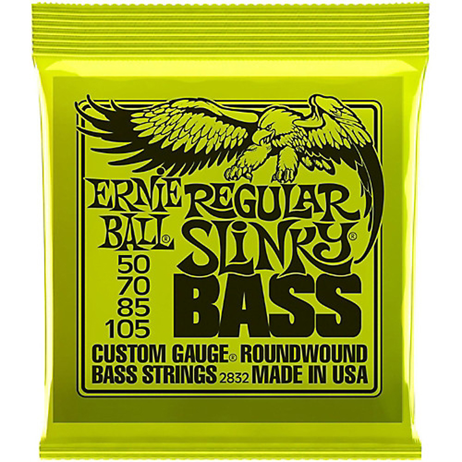 Ernie Ball Regular Slinky Bass Strings