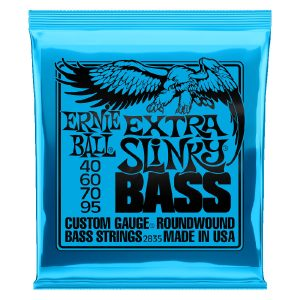 Ernie Ball Extra Slinky 40-95 Bass Set