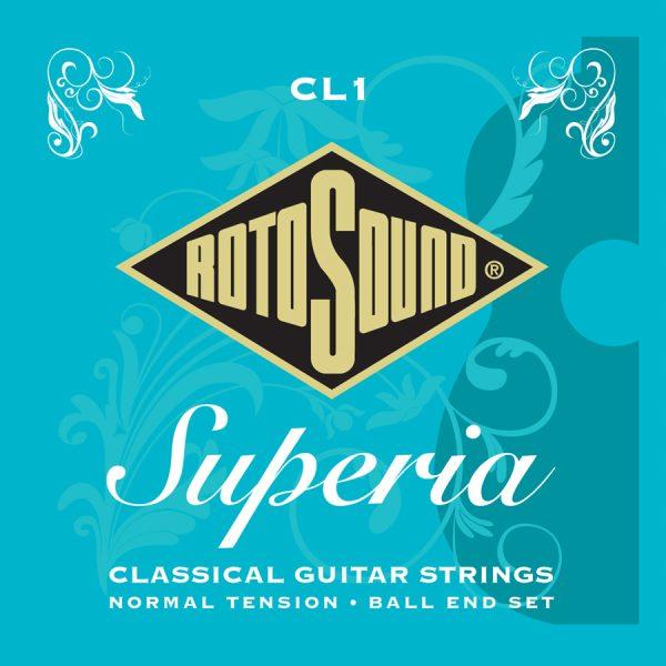 Rotosound CL1 Ball-End, Nylon String Set