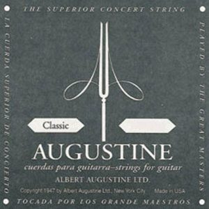 Augustine Black 1st Classical Guitar String