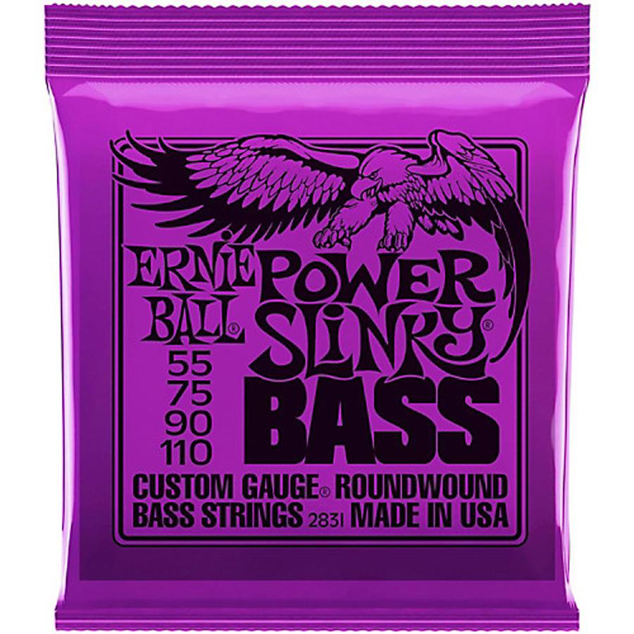 Ernie Ball Power Slinky 55-110 Bass Set