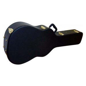 Stagg GCA-W-BK Black Guitar Hard Case