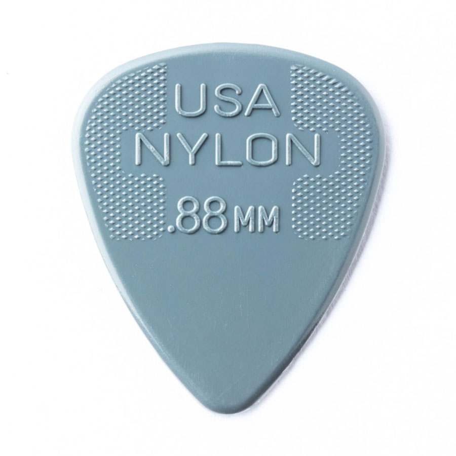 Dunlop Standard Nylon, .88 Pick