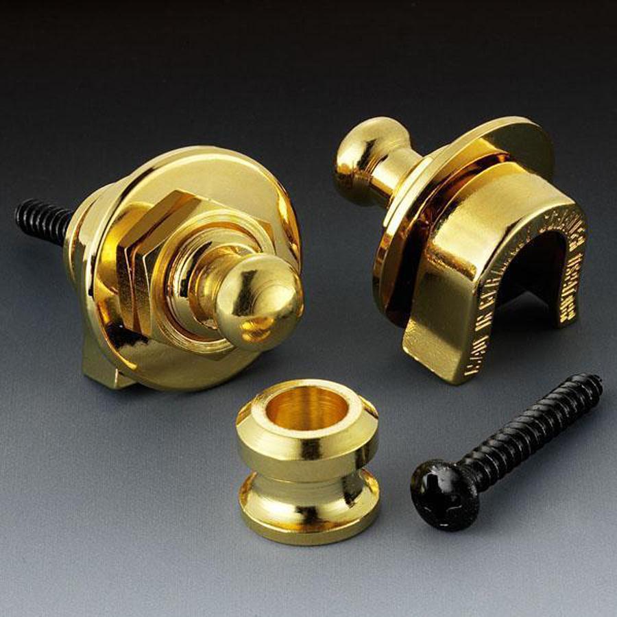 Schaller  Gold Strap Lock