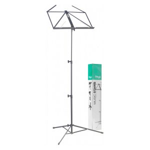 Stagg MUS-A3BK Black Music Stand