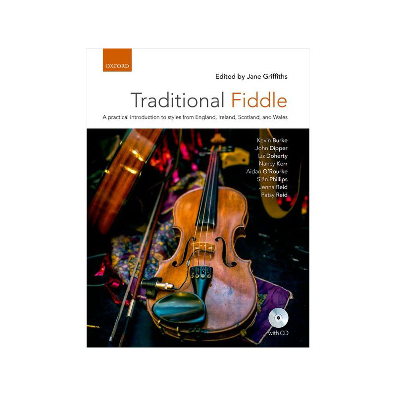 Traditional Fiddle w. CD