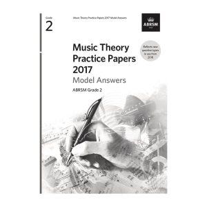 ABRSM Theory Model Answers 2017 Grade 2