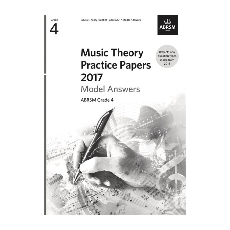 ABRSM Theory Model Answers 2017 Grade 4