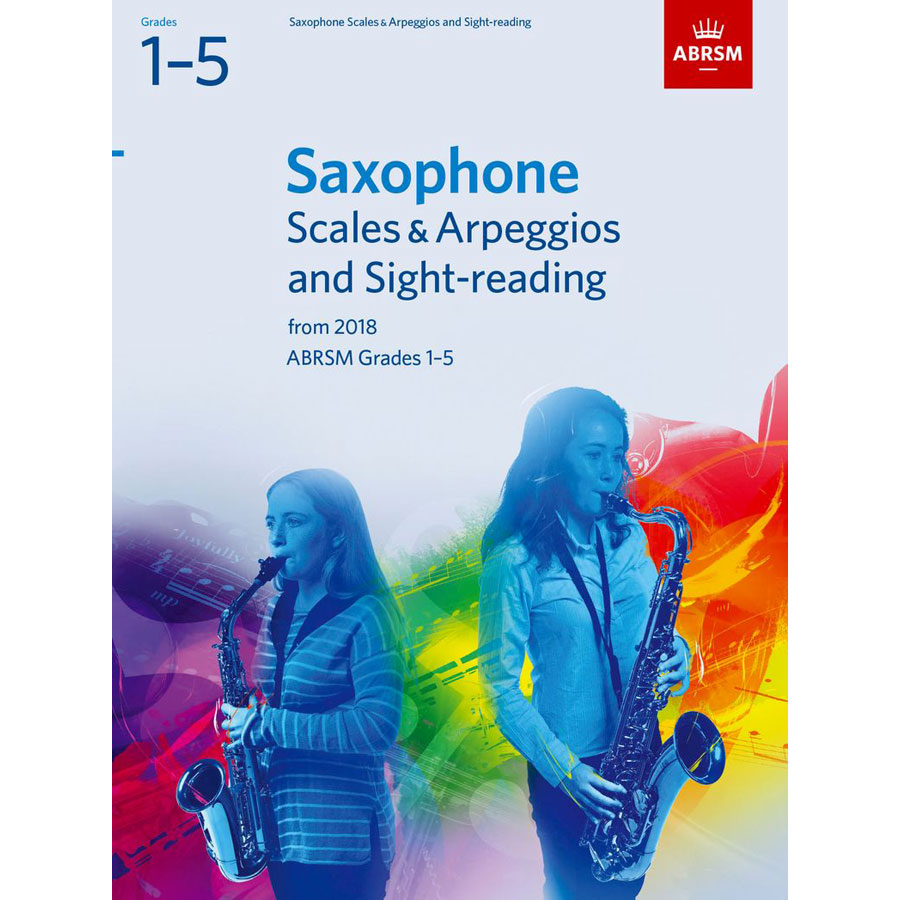 Saxophone Scales & Arpeggios and Sight Reading Pak