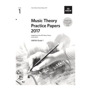 ABRSM Theory Practice Paper 2017 Grade 1