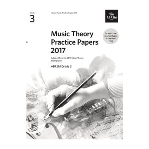 ABRSM Theory Practice Paper 2017 Grade 3
