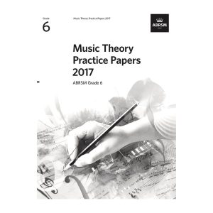 ABRSM Theory Practice Paper 2017 Grade 6