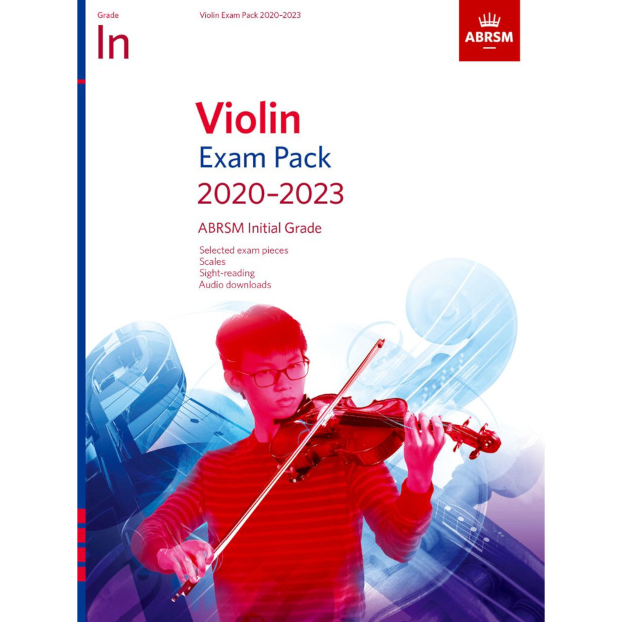 ABRSM Violin Initial Exam Pack 2020-2023
