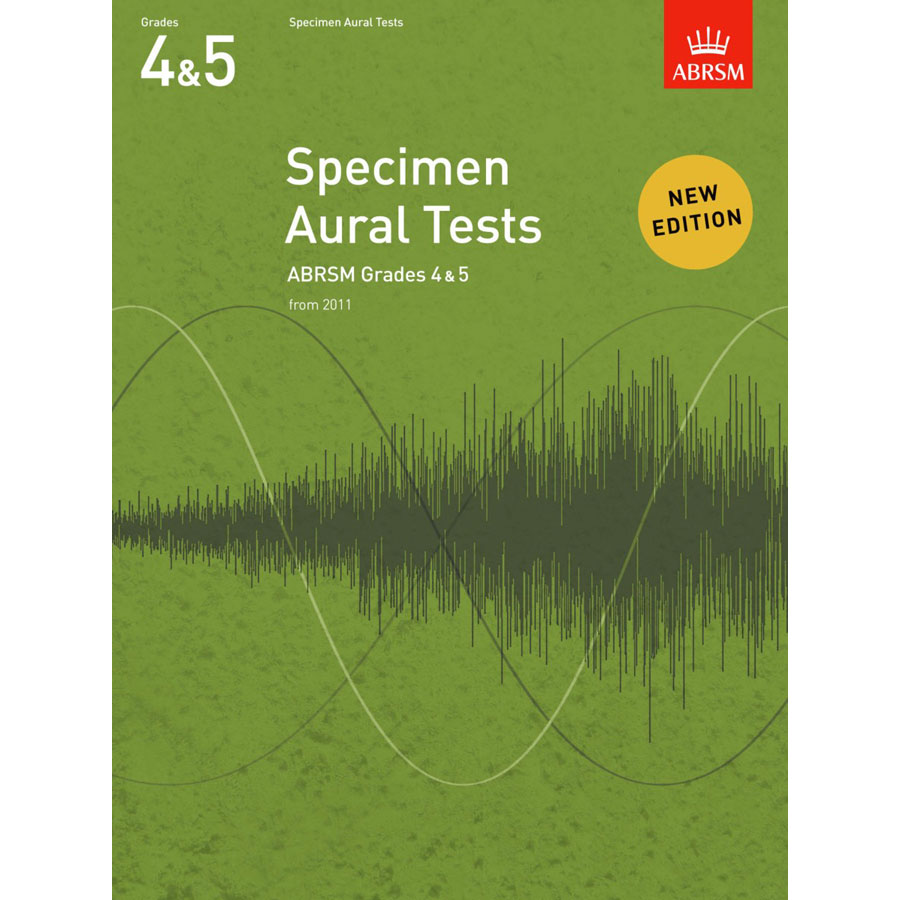 Specimen Aural Tests Grade 4&5