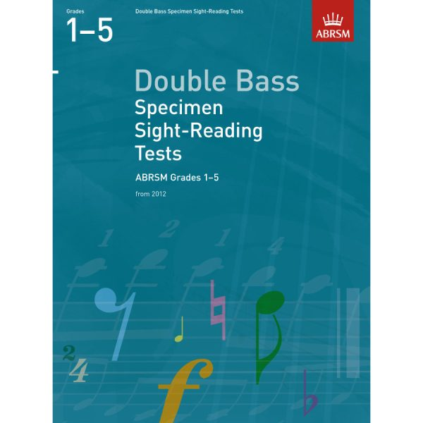 Dble Bass Grades 1-5 Spec S-R Tests (ABRSM)