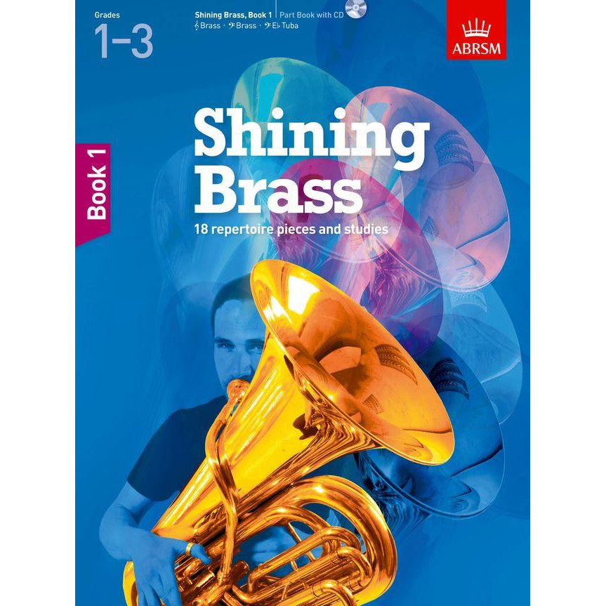 Shining Brass Book 1 (Gr 1-3) w/CD