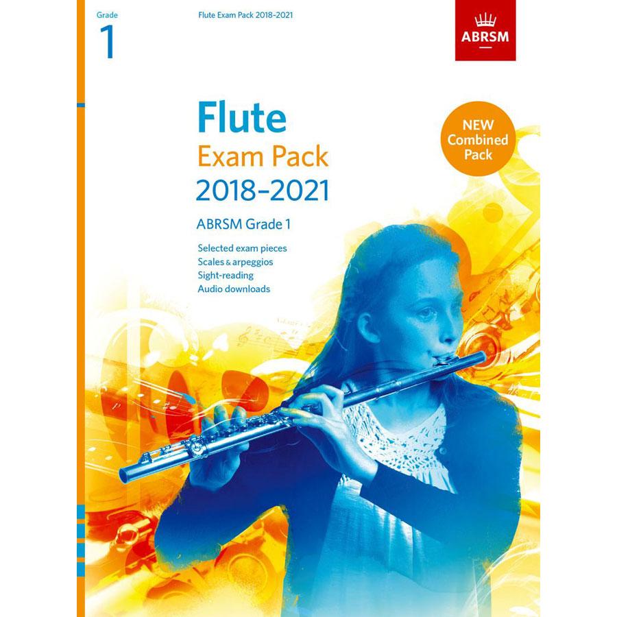 Flute Exam Pack Grade 1 2018-2021