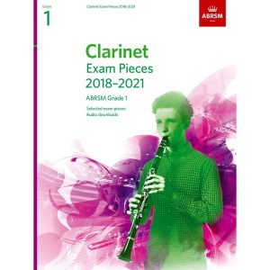 Clarinet Exam Pieces Grade 1 2018-2021
