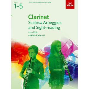 Clarinet Scales & Arpeggios and Sight Reading Pack