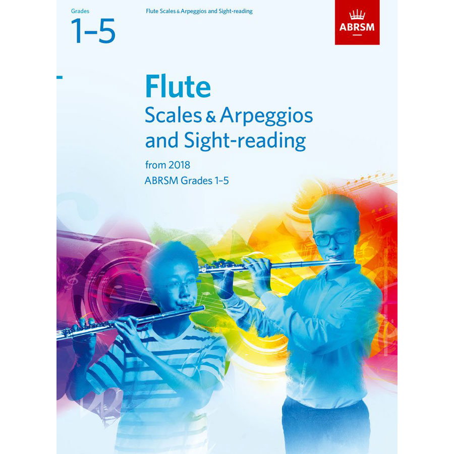 Flute Scales & Arpeggios and Sight Reading Pack