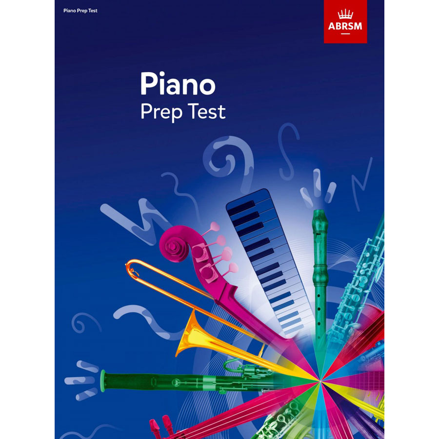 ABRSM Piano Preparatory Test 2016
