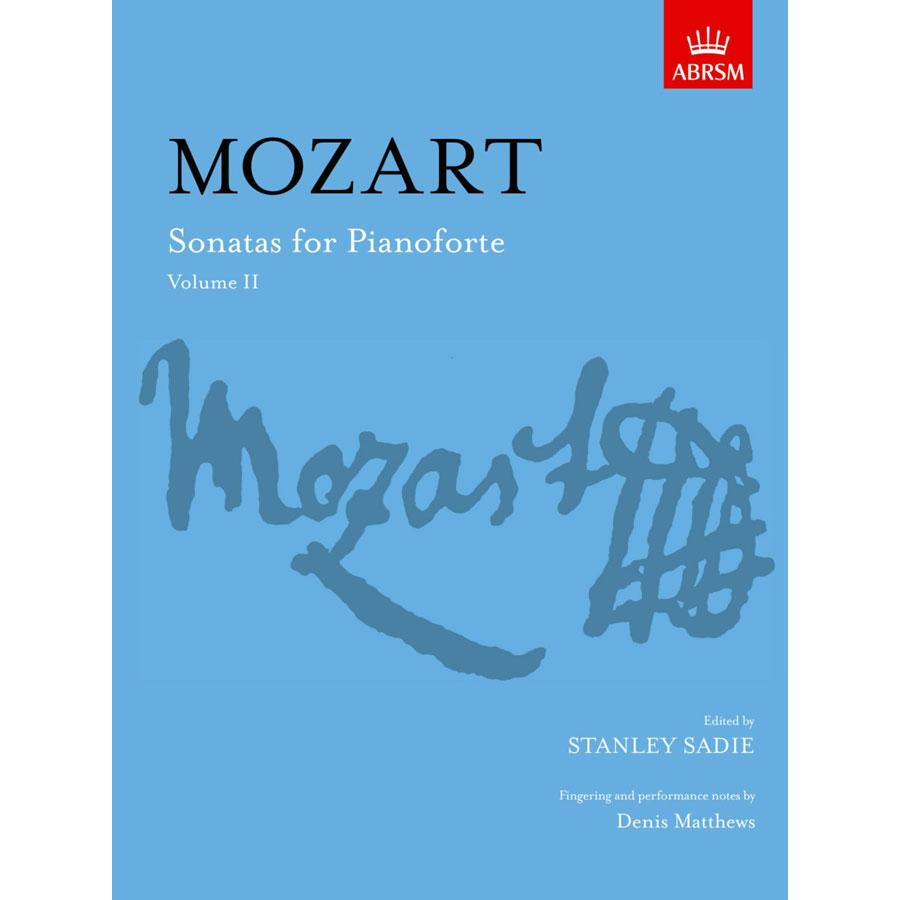 Mozart: Sonatas for Pianoforte Vol 2