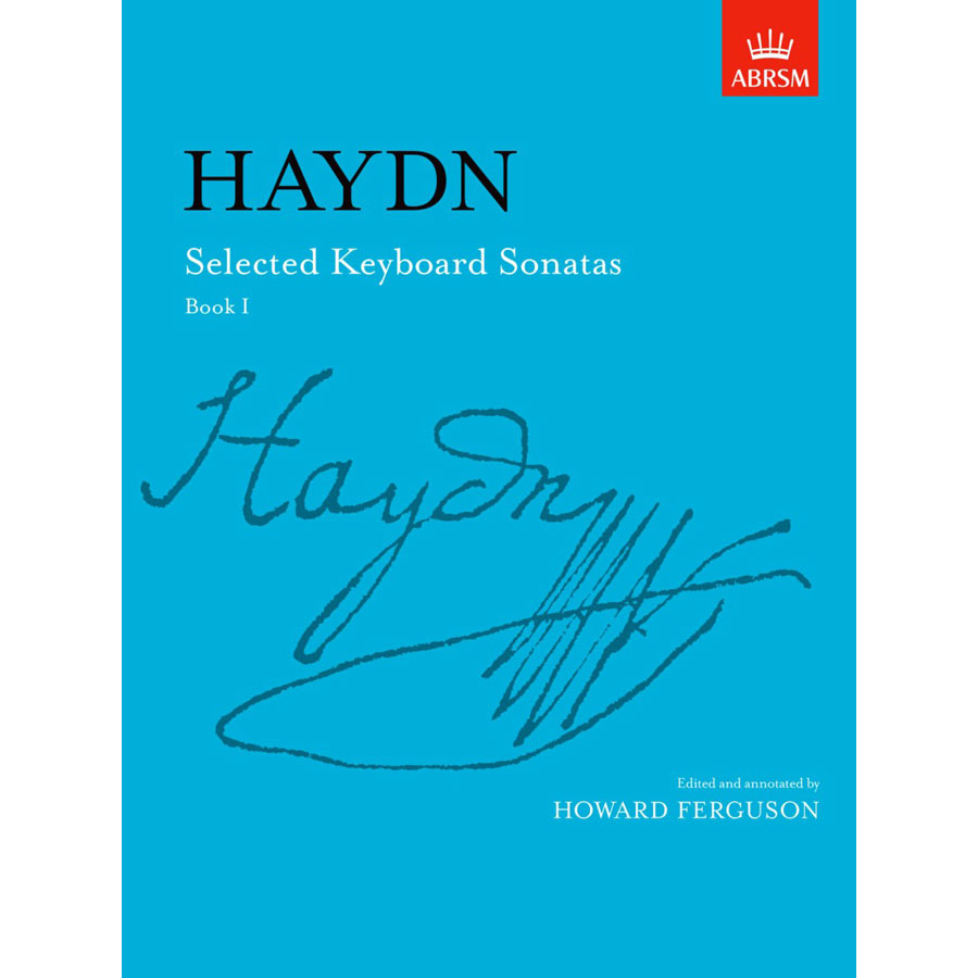 Haydn: Selected Keyboard Sonatas, Book I