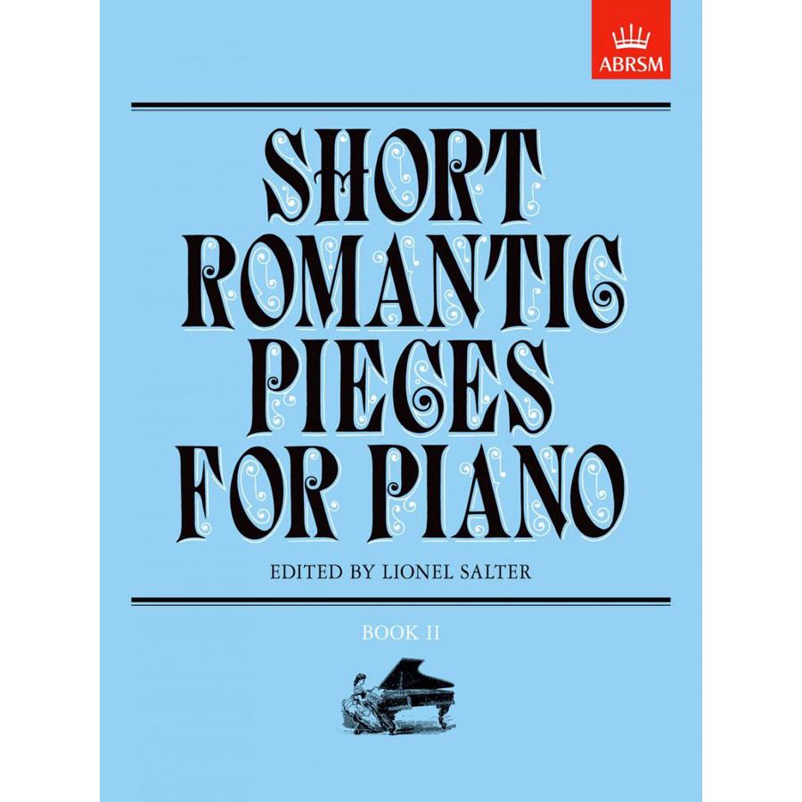 Short Romantic Pieces for Piano, Book II