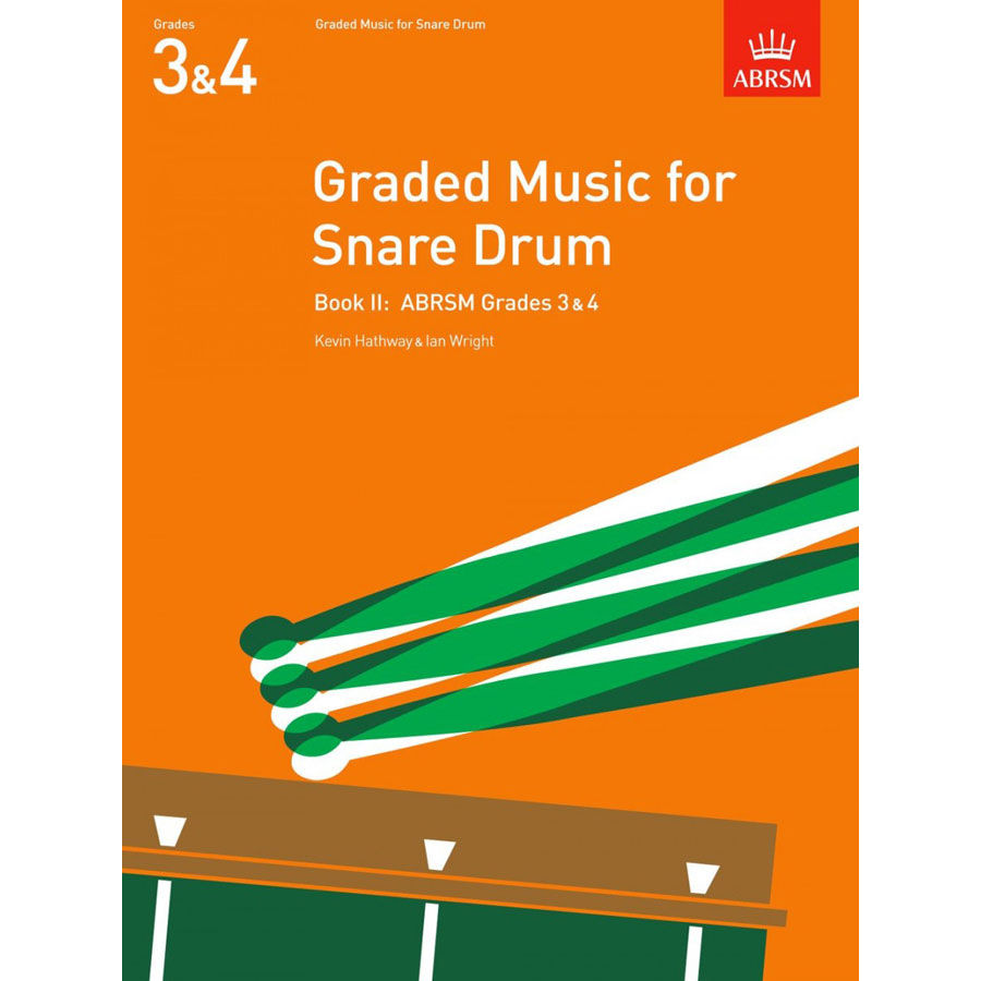 Graded Music for Snare Drum, Book II
