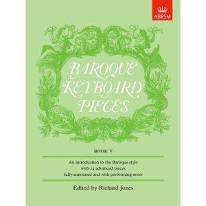 Baroque Keyboard Pieces Book VI